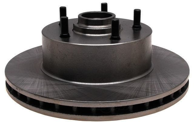 ACDELCO SILVER/ADVANTAGE - Disc Brake Rotor and Hub Assembly (Front) - DCD 18A807A