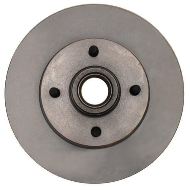 ACDELCO SILVER/ADVANTAGE - Disc Brake Rotor and Hub Assembly - DCD 18A28A
