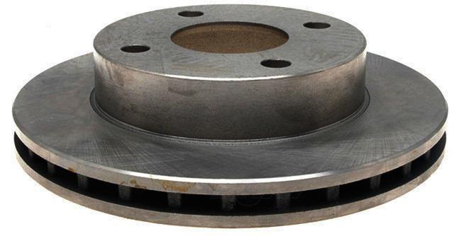 ACDELCO SILVER/ADVANTAGE - Disc Brake Rotor (Front) - DCD 18A74A