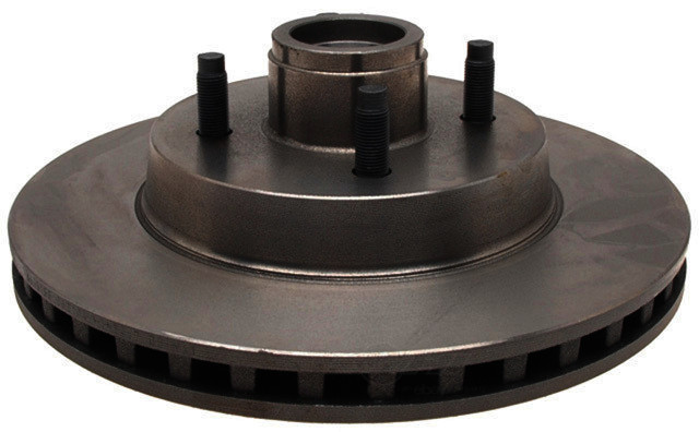 ACDELCO SILVER/ADVANTAGE - Disc Brake Rotor and Hub Assembly - DCD 18A278A
