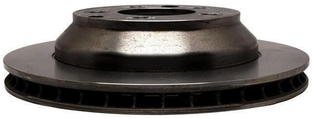 ACDELCO SILVER/ADVANTAGE - Disc Brake Rotor (Rear) - DCD 18A2387A