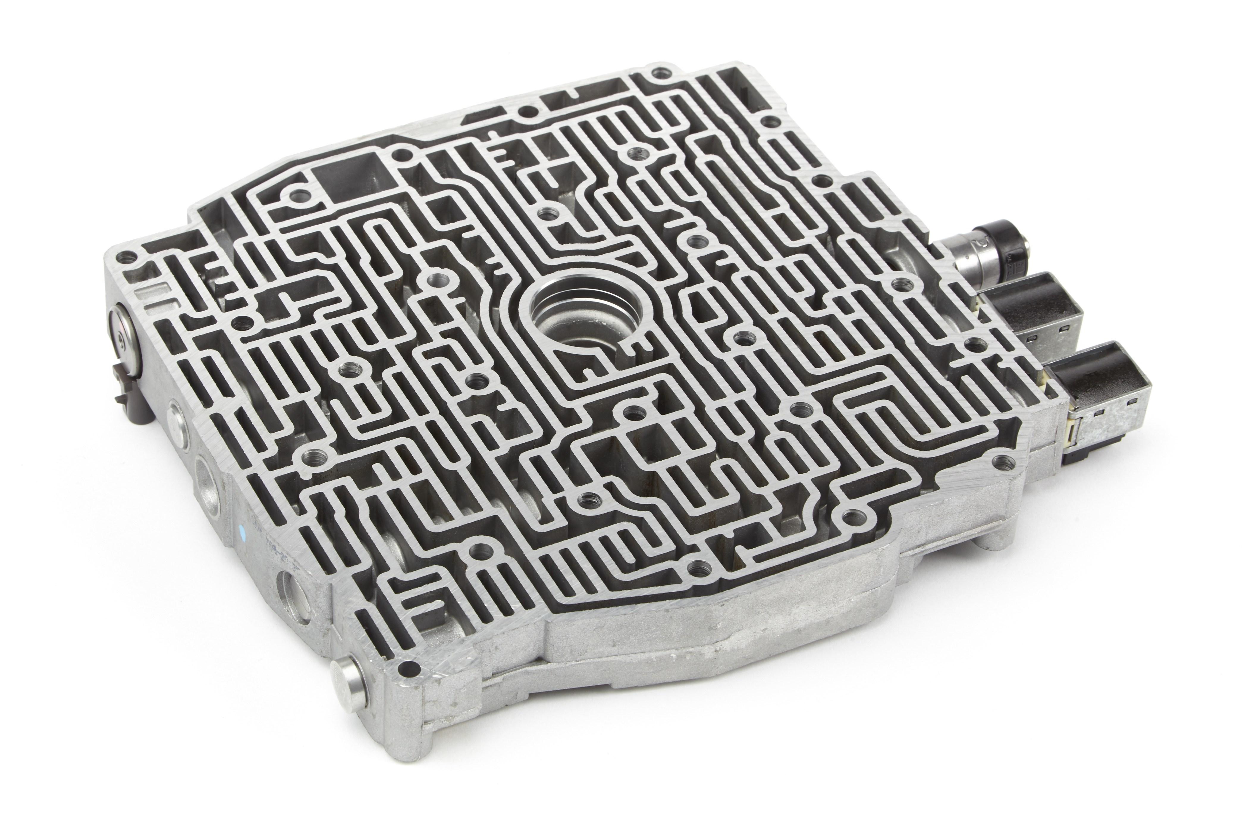 ACDELCO GM ORIGINAL EQUIPMENT - Reman Auto Trans Valve Body - DCB 19302854