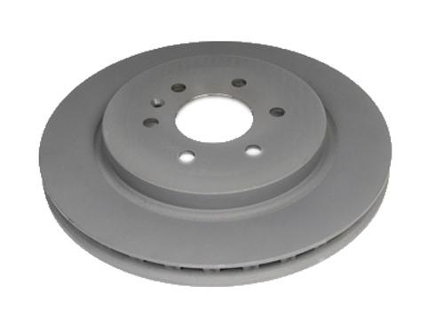 ACDELCO GM ORIGINAL EQUIPMENT - Disc Brake Rotor - DCB 177-0911