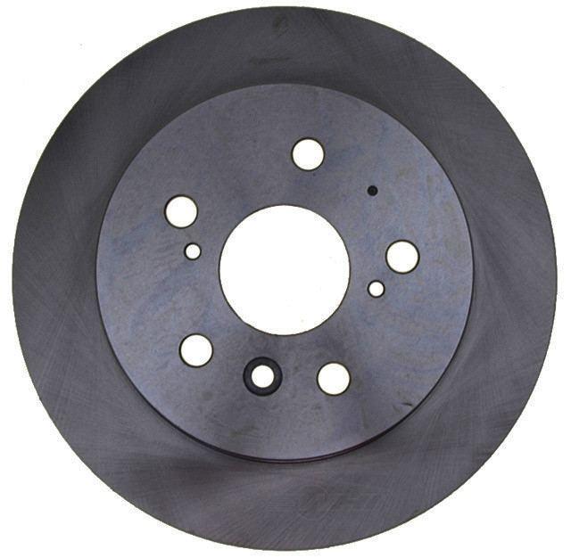 ACDELCO SILVER/ADVANTAGE - Disc Brake Rotor - DCD 18A2930A