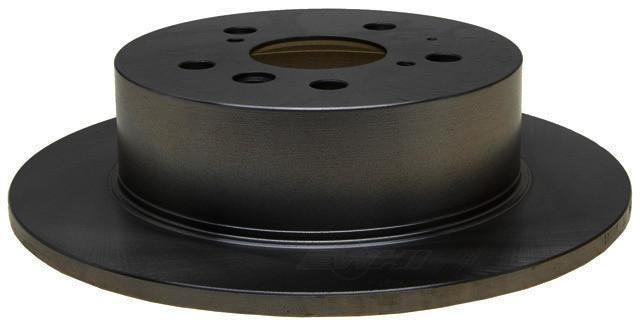 ACDELCO SILVER/ADVANTAGE - Disc Brake Rotor (Rear) - DCD 18A2930A