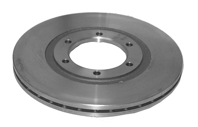 ACDELCO SILVER/ADVANTAGE - Disc Brake Rotor - DCD 18A363A