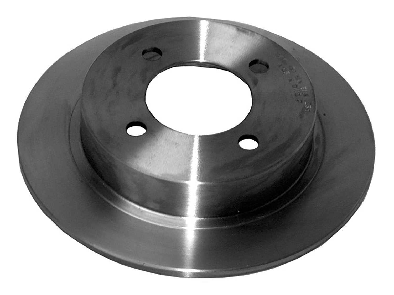 ACDELCO ADVANTAGE - Non-Coated Disc Brake Rotor - DCD 18A419A