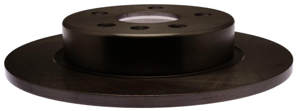 ACDELCO SILVER/ADVANTAGE - Disc Brake Rotor (Rear) - DCD 18A82034A