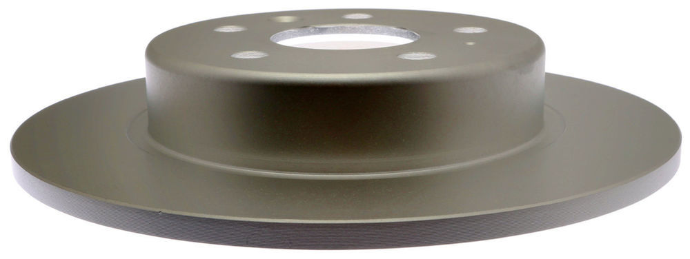 ACDELCO SILVER/ADVANTAGE - Coated Disc Brake Rotor (Rear) - DCD 18A82034AC