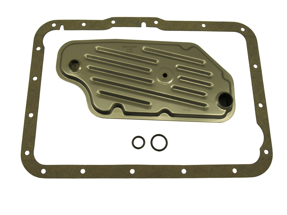 ACDELCO GOLD/PROFESSIONAL - Transmission Filter Kit - DCC TF280