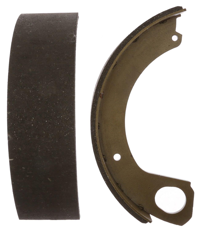 ACDELCO PROFESSIONAL BRAKES - Bonded Parking Brake Shoe - ADU 171013B