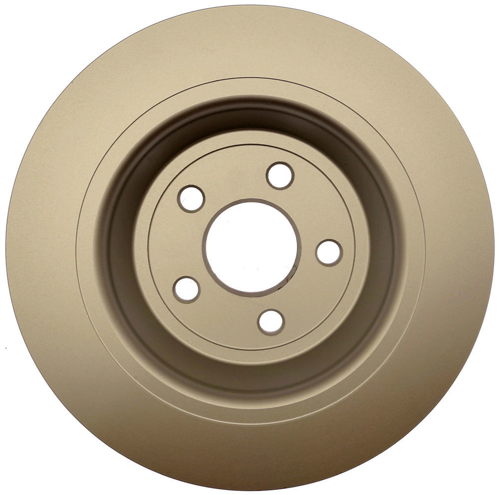 ACDELCO SILVER/ADVANTAGE - Coated Disc Brake Rotor - DCD 18A82151AC