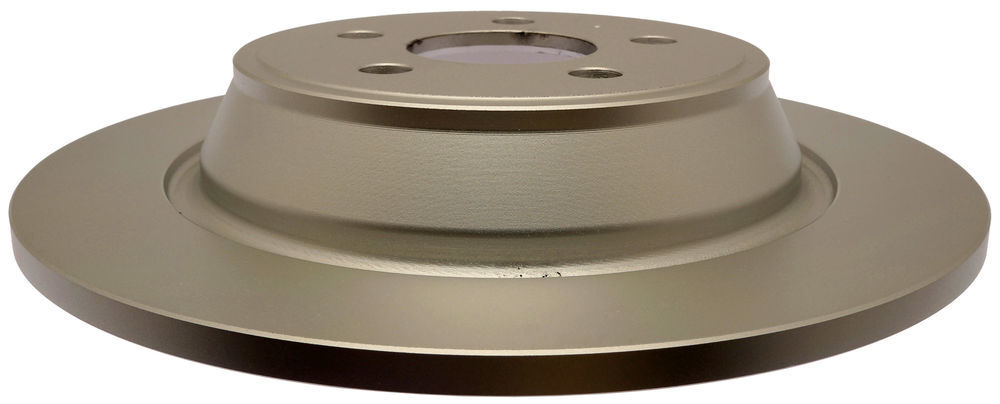ACDELCO SILVER/ADVANTAGE - Coated Disc Brake Rotor (Rear) - DCD 18A82151AC