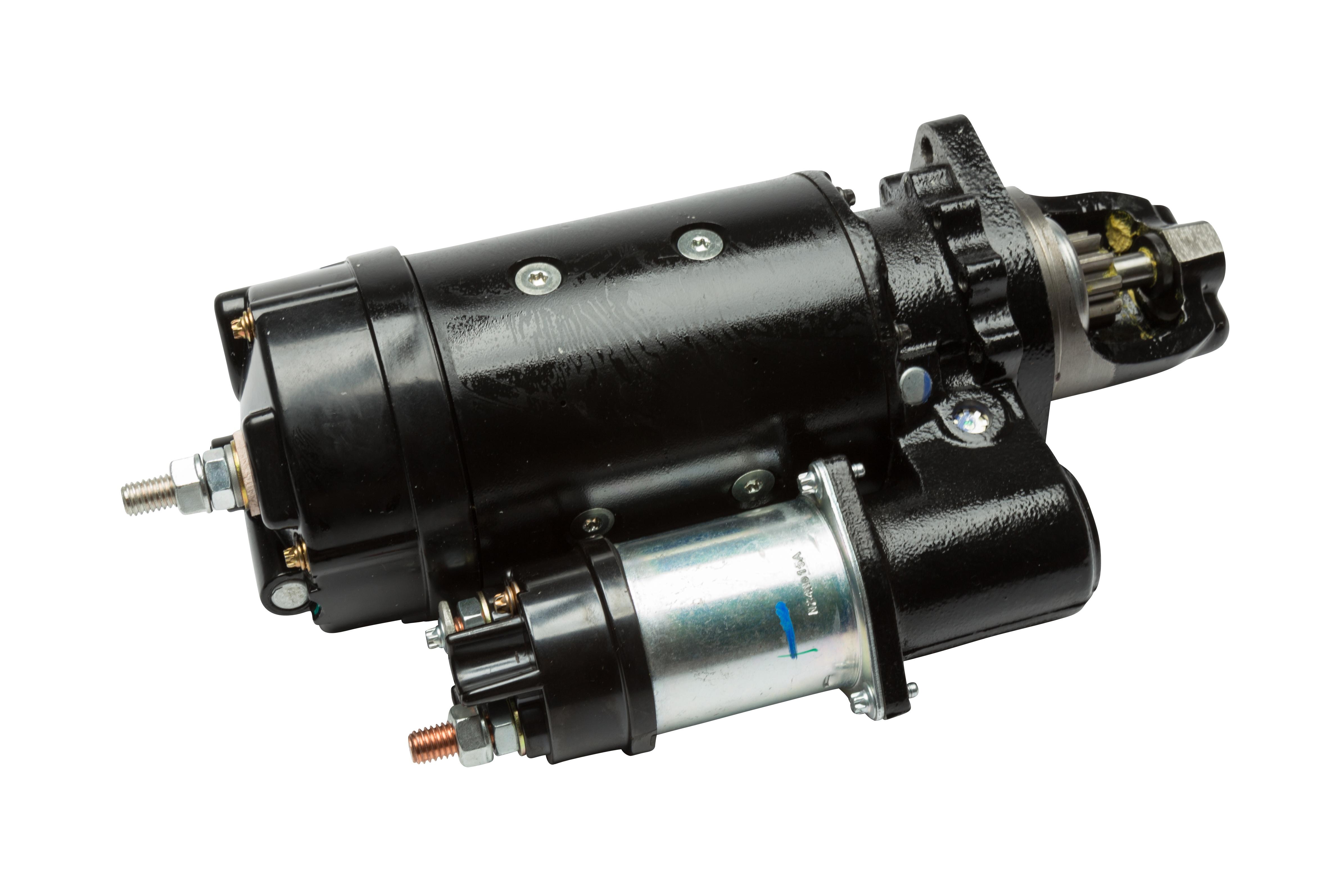 ACDELCO GM ORIGINAL EQUIPMENT - Starter Motor - DCB 1993964
