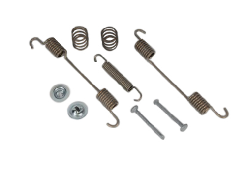 ACDELCO GM ORIGINAL EQUIPMENT - Parking Brake Shoe Hold Down Spring Kit - DCB 20778492