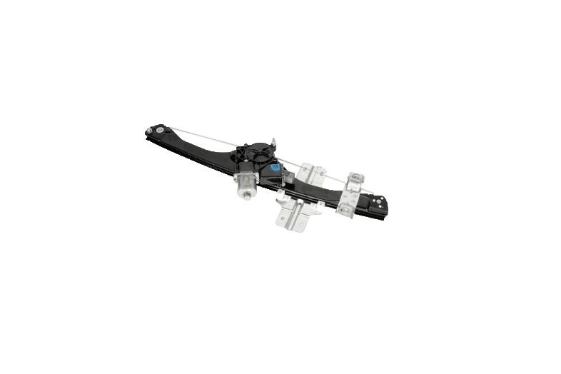ACDELCO GM ORIGINAL EQUIPMENT - Power Window Motor and Regulator Assembly (Front Left) - DCB 20783372