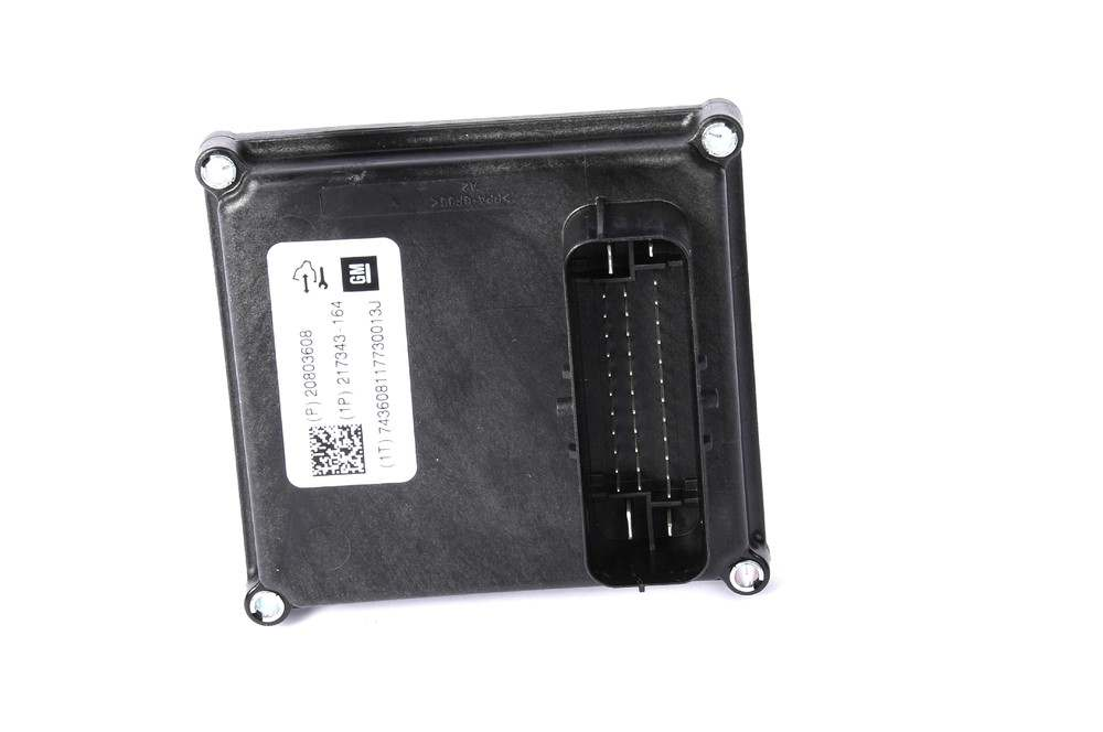 ACDELCO GM ORIGINAL EQUIPMENT - Electronic Brake and Traction Control Module - DCB 20803608