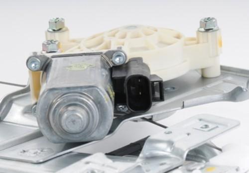 ACDELCO GM ORIGINAL EQUIPMENT - Power Window Motor and Regulator Assembly (Rear Left) - DCB 20910053