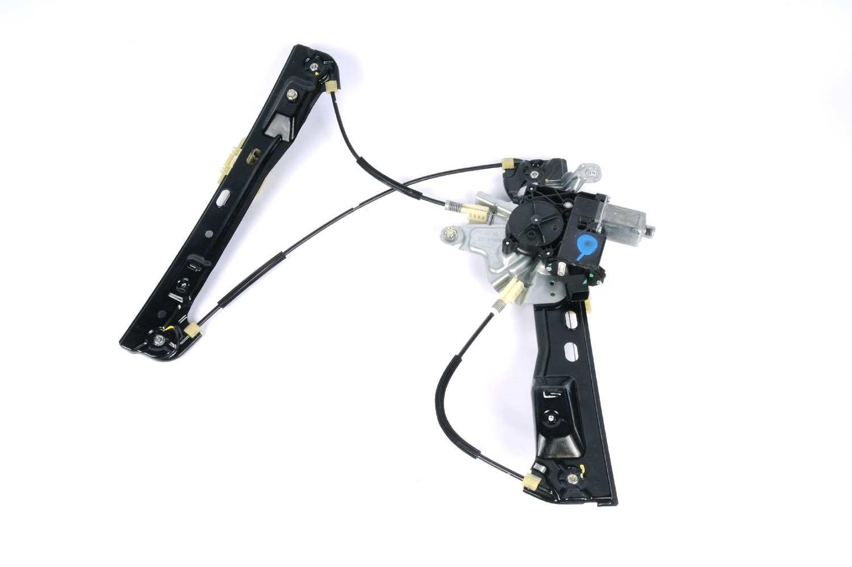 ACDELCO GM ORIGINAL EQUIPMENT - Power Window Motor and Regulator Assembly (Front Left) - DCB 20952452