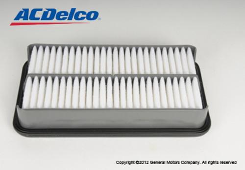 ACDELCO GM ORIGINAL EQUIPMENT - Air Filter - DCB 21000938