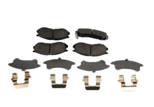 ACDELCO GM ORIGINAL EQUIPMENT - Disc Brake Pad Set (Front) - DCB 21012454