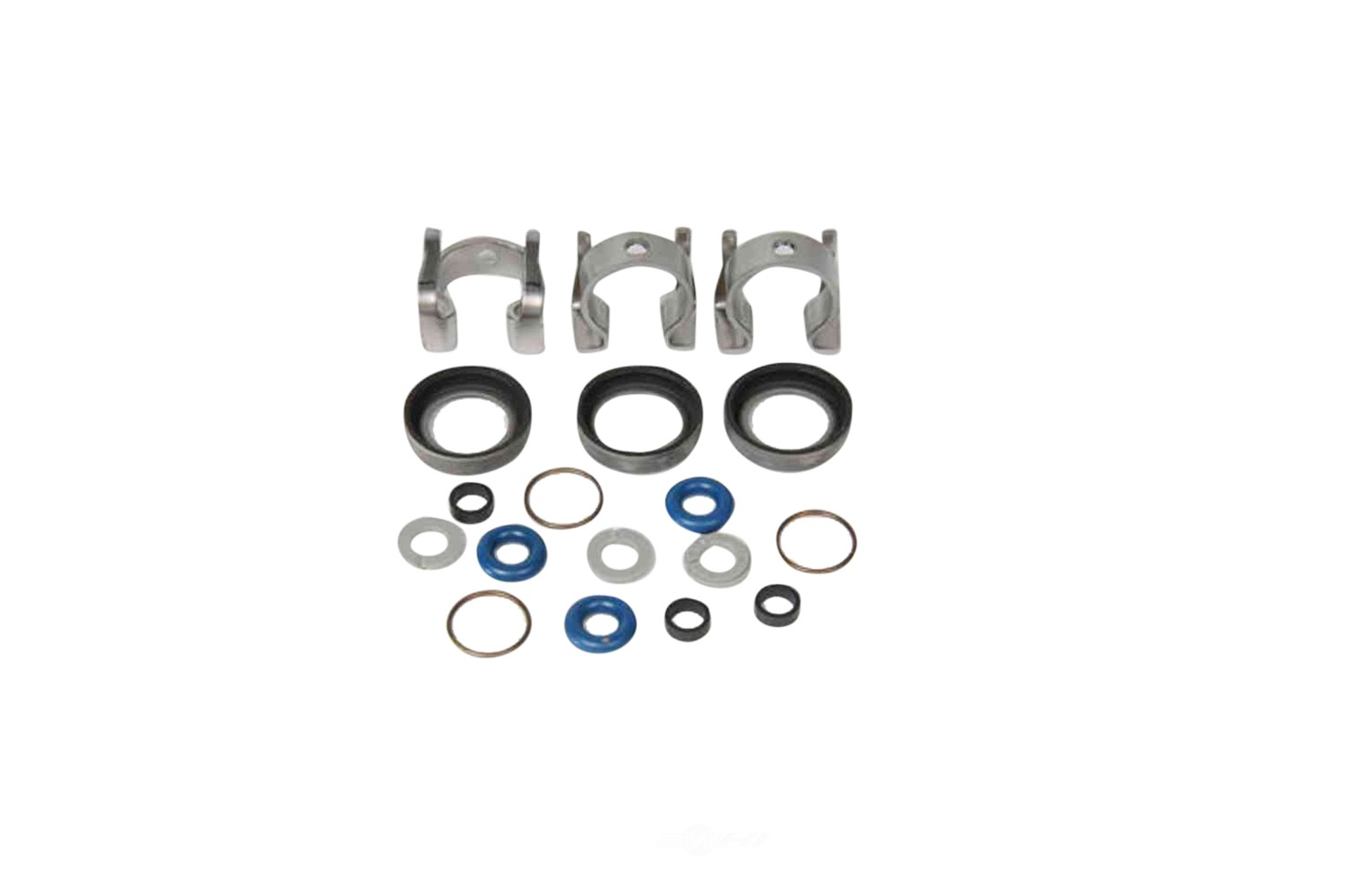 ACDELCO GM ORIGINAL EQUIPMENT - Fuel Injector Seal Kit - DCB 217-3096