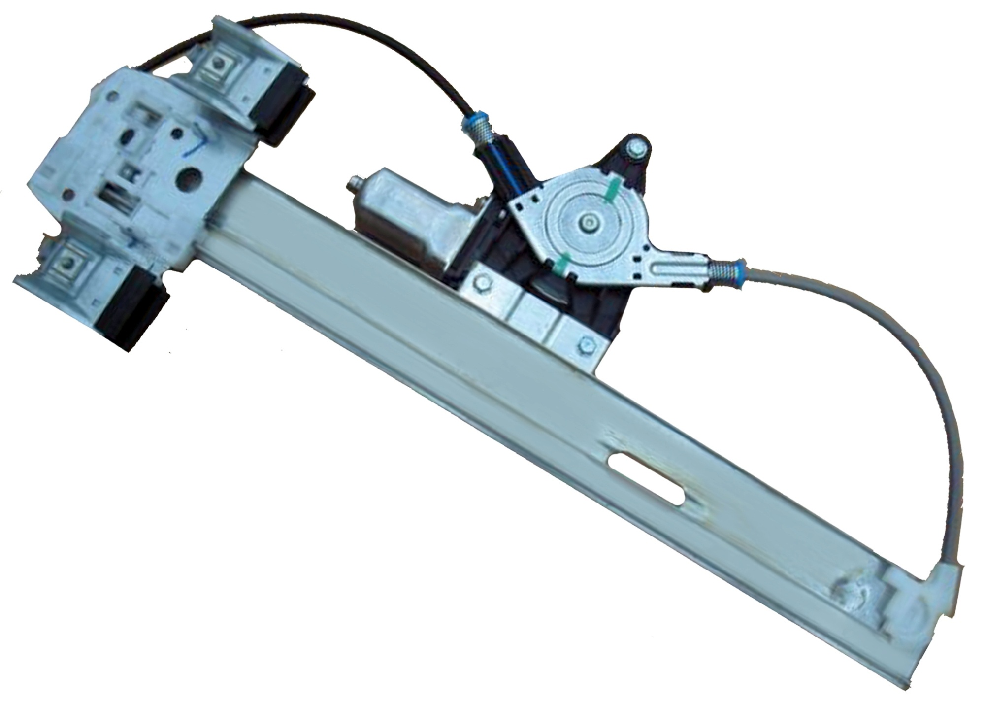 ACDELCO GM ORIGINAL EQUIPMENT - Power Window Motor and Regulator Assembly (Rear Left) - DCB 22714334