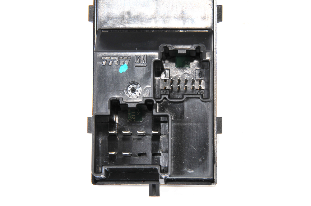 ACDELCO GM ORIGINAL EQUIPMENT - Door Window Switch (Front Right) - DCB 22819397