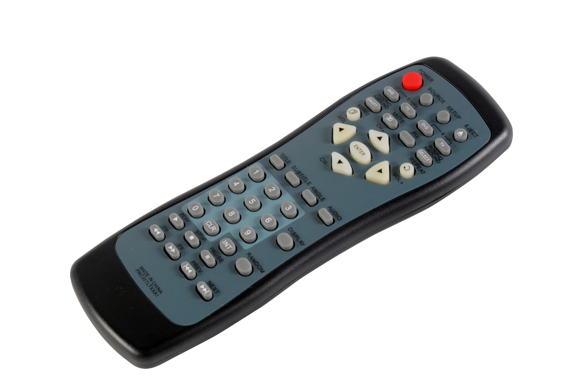 ACDELCO GM ORIGINAL EQUIPMENT - DVD Player Remote Control - DCB 22863877