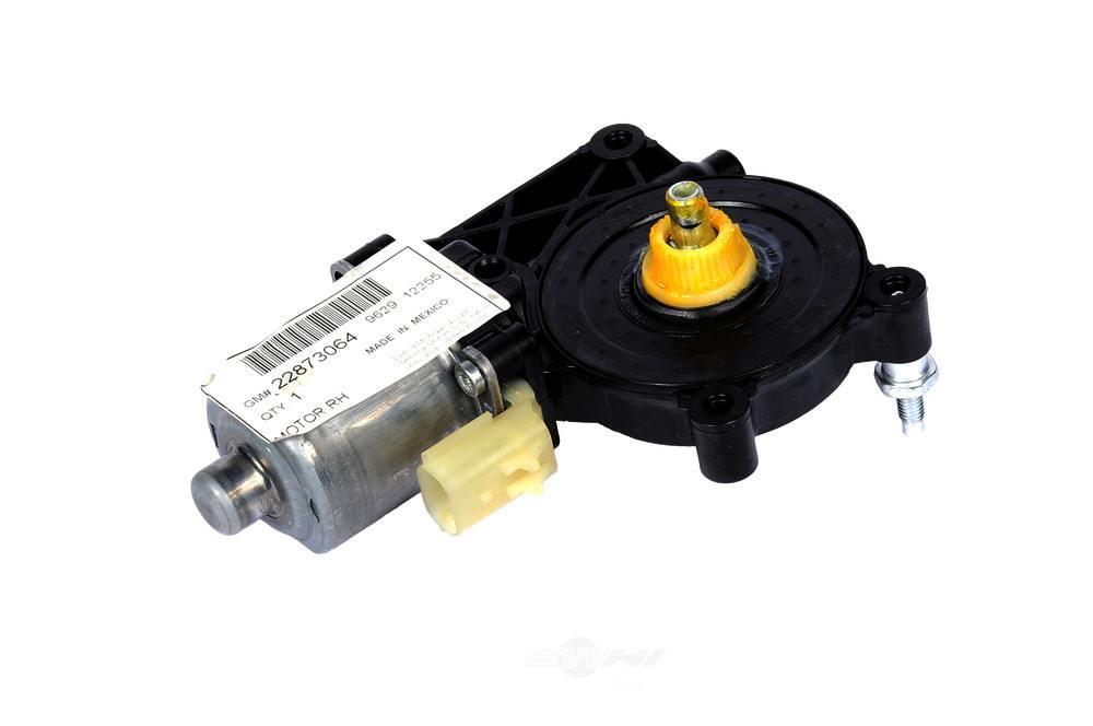 ACDELCO GM ORIGINAL EQUIPMENT - Power Window Motor (Front Right) - DCB 22873064