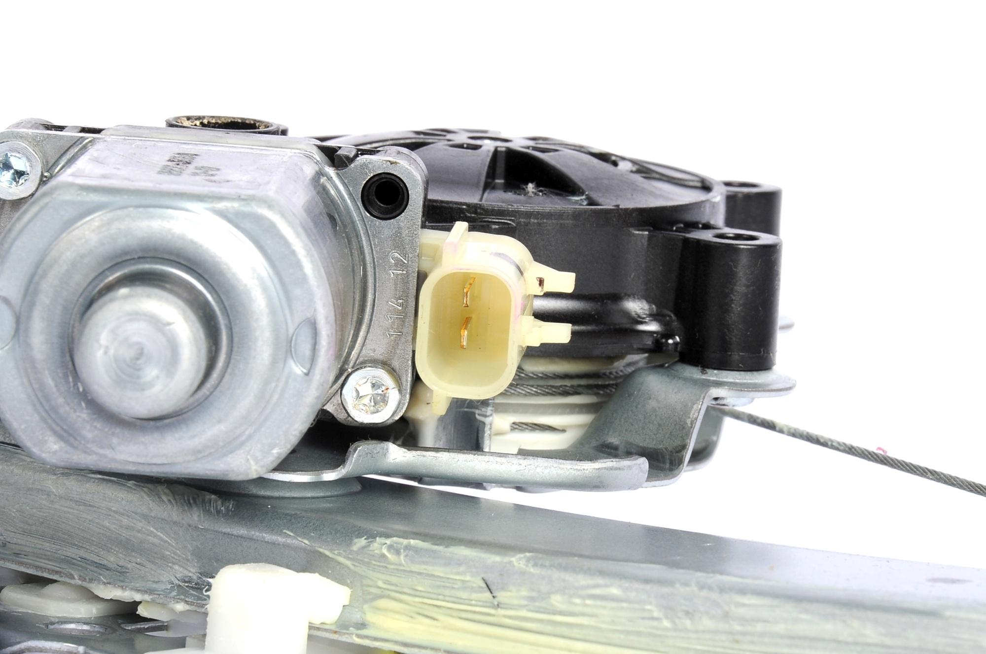ACDELCO GM ORIGINAL EQUIPMENT - Power Window Motor and Regulator Assembly (Rear Left) - DCB 22912130