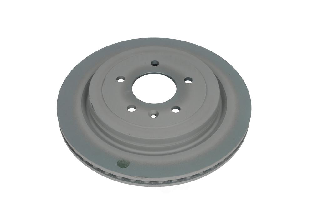 ACDELCO GM ORIGINAL EQUIPMENT - Disc Brake Rotor - DCB 177-1140
