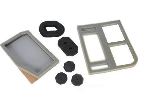 ACDELCO GM ORIGINAL EQUIPMENT - A/C Evaporator Case Seal Kit (Front) - DCB 15-33770