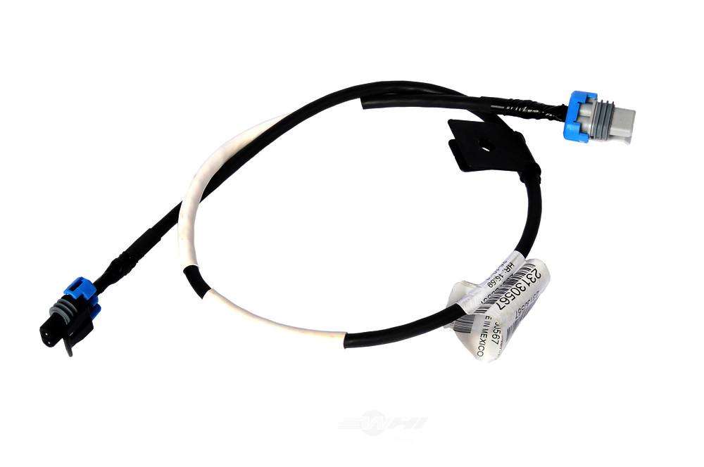 ACDELCO GM ORIGINAL EQUIPMENT - ABS Wheel Speed Sensor Wiring Harness - DCB 23130567