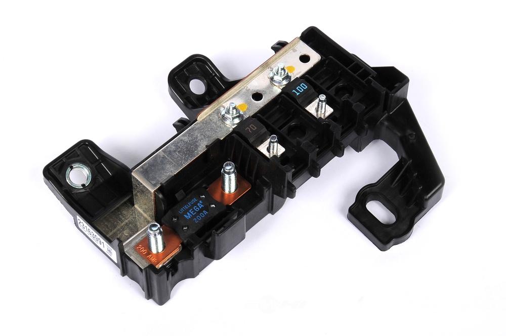ACDELCO OE SERVICE - Fuse Block - DCB 23163991