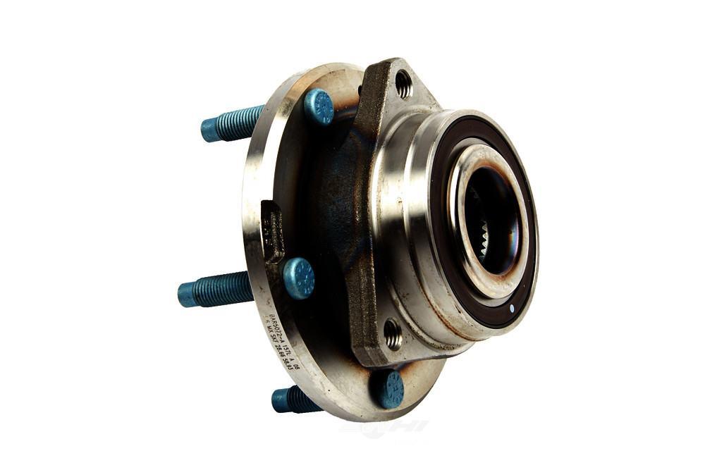 ACDELCO GM ORIGINAL EQUIPMENT - Wheel Bearing and Hub Assembly - DCB RW20-153