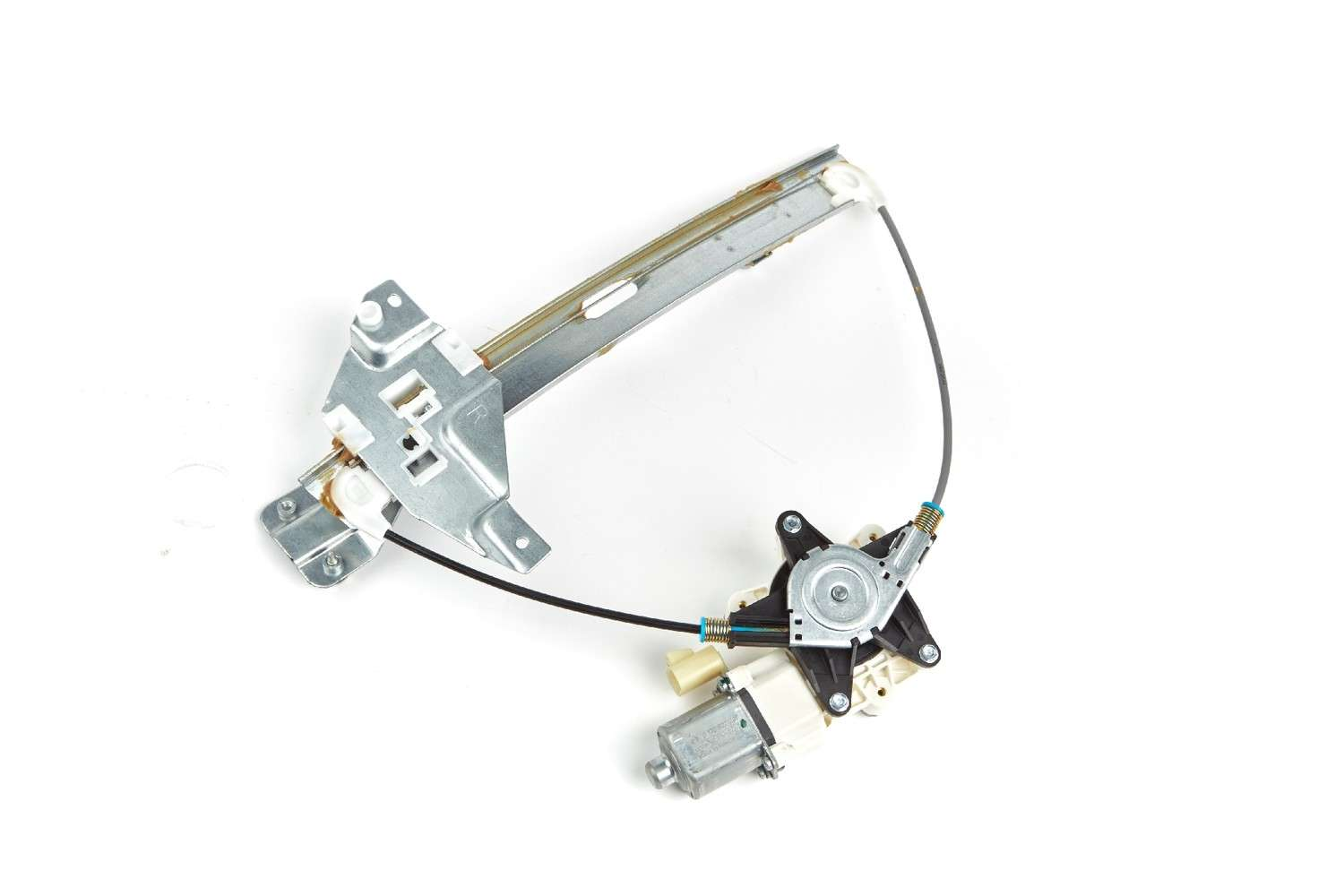 ACDELCO GM ORIGINAL EQUIPMENT - Power Window Motor and Regulator Assembly (Rear Right) - DCB 23336825