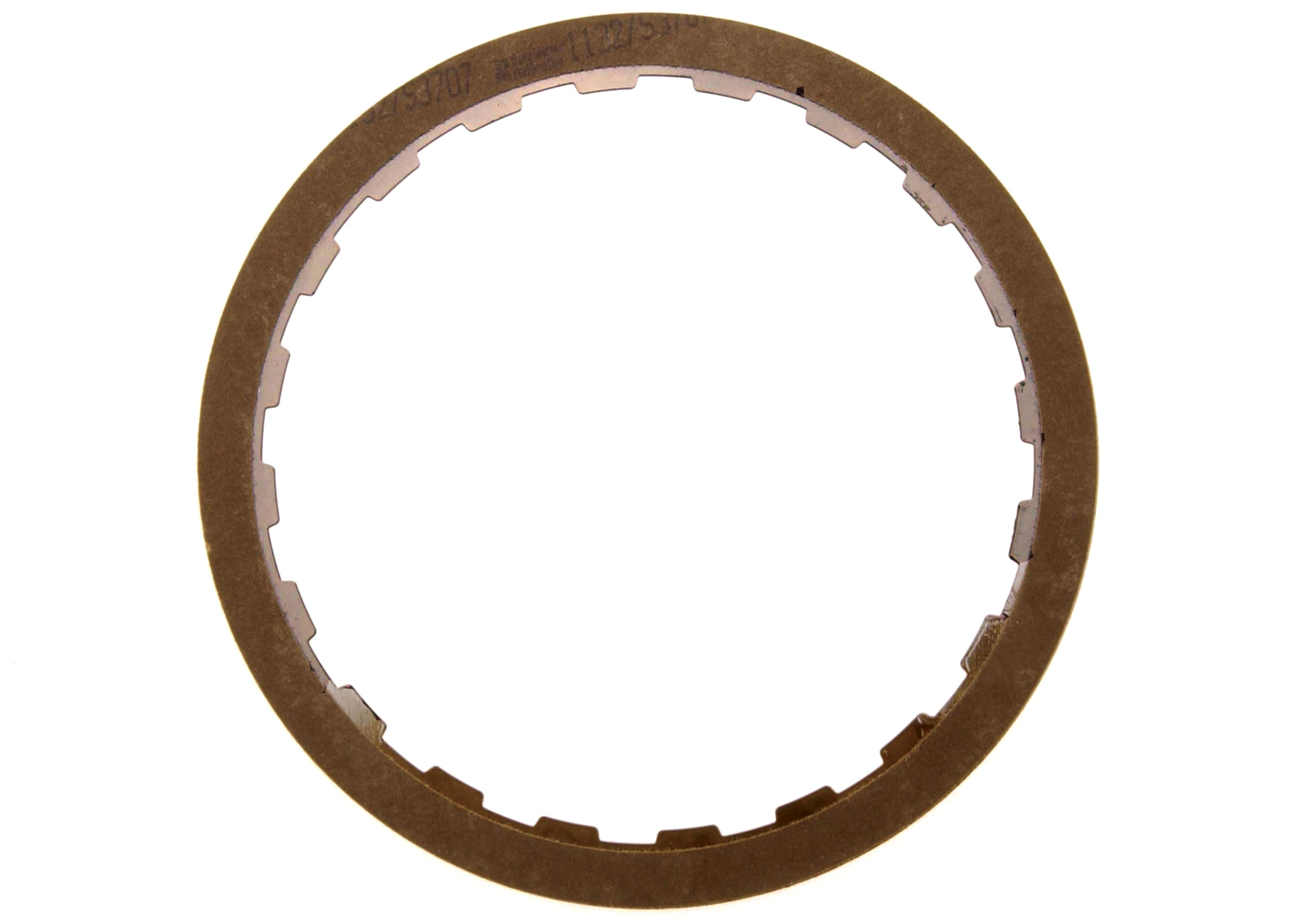 ACDELCO GM ORIGINAL EQUIPMENT - Transmission Clutch Friction Plate - DCB 24201132