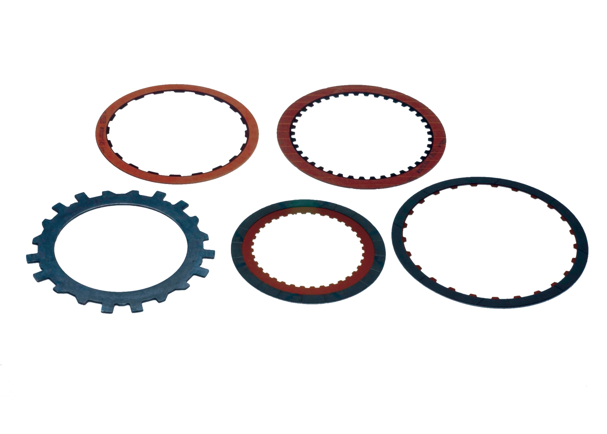 ACDELCO GM ORIGINAL EQUIPMENT - Automatic Transmission Clutch Plate Kit - DCB 24201805