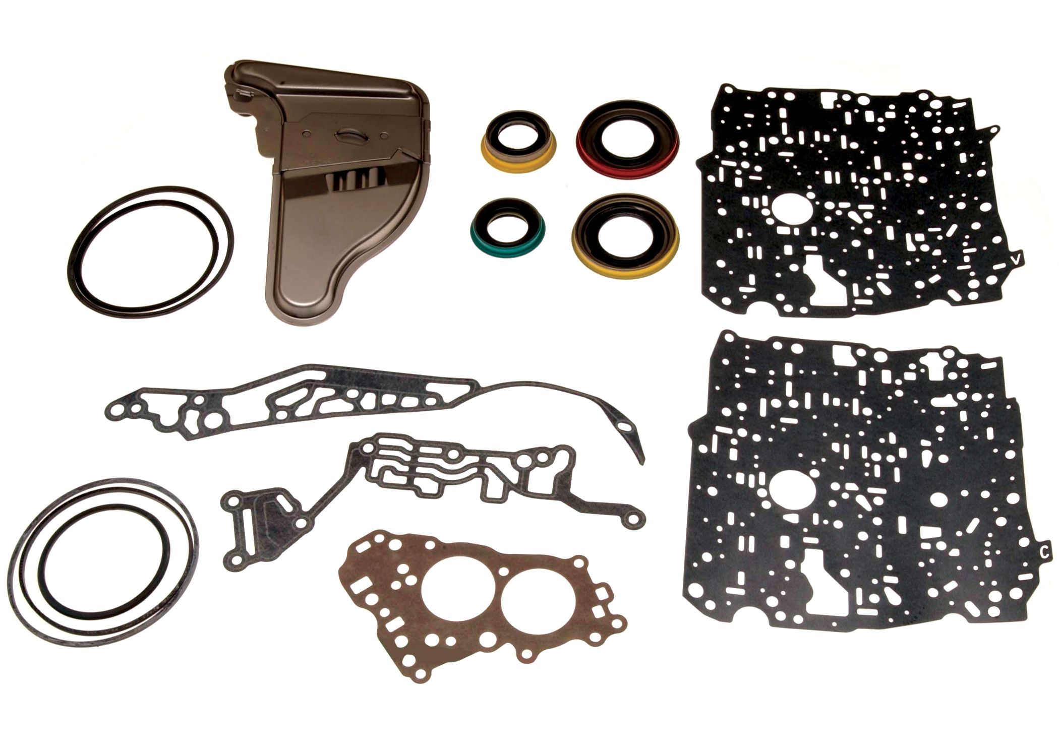 ACDELCO OE SERVICE - Auto Transmission Kit (Service Overhaul w/Plate, Gasket, Seal) - DCB 24211686