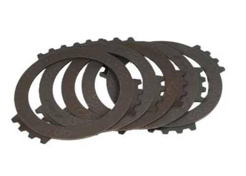 ACDELCO GM ORIGINAL EQUIPMENT - Transmission Clutch Friction Plate - DCB 24216288