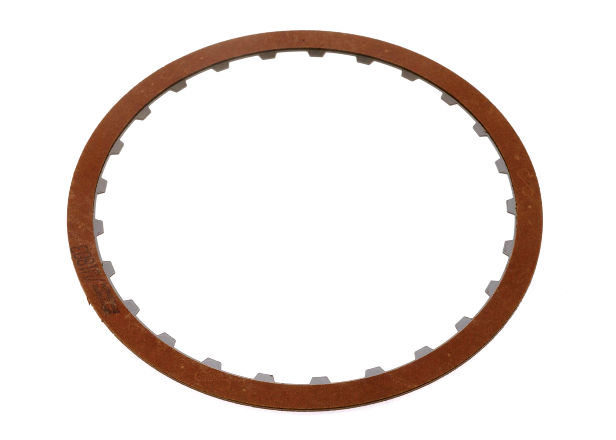 ACDELCO GM ORIGINAL EQUIPMENT - Transmission Clutch Friction Plate - DCB 24216946