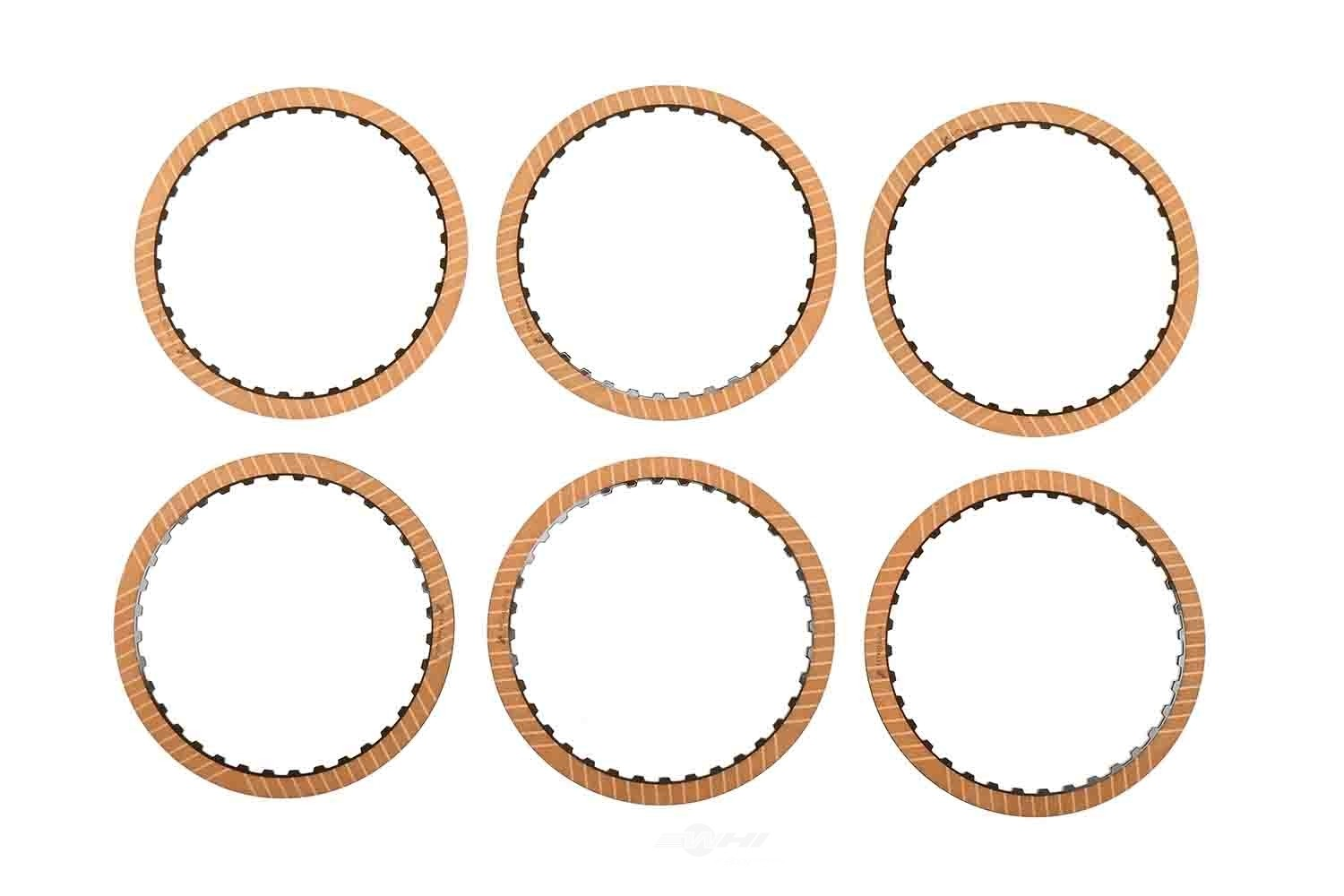 ACDELCO GM ORIGINAL EQUIPMENT - Transmission Clutch Friction Plate - DCB 24224147
