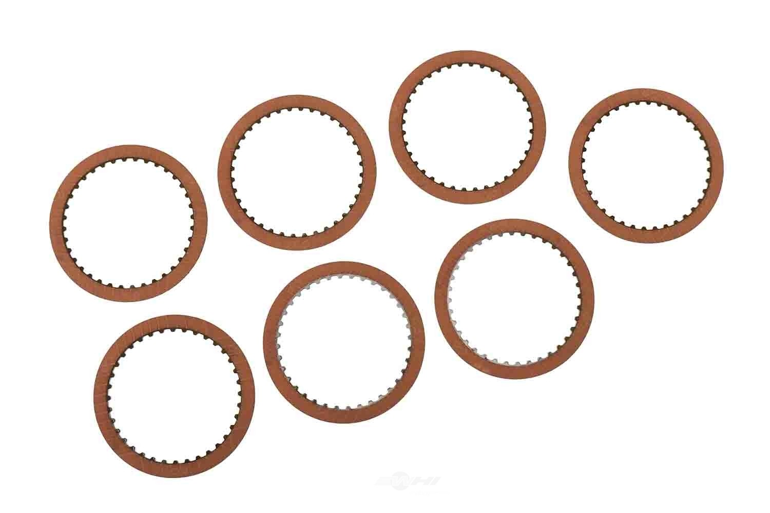 ACDELCO GM ORIGINAL EQUIPMENT - Transmission Clutch Friction Plate - DCB 24224158