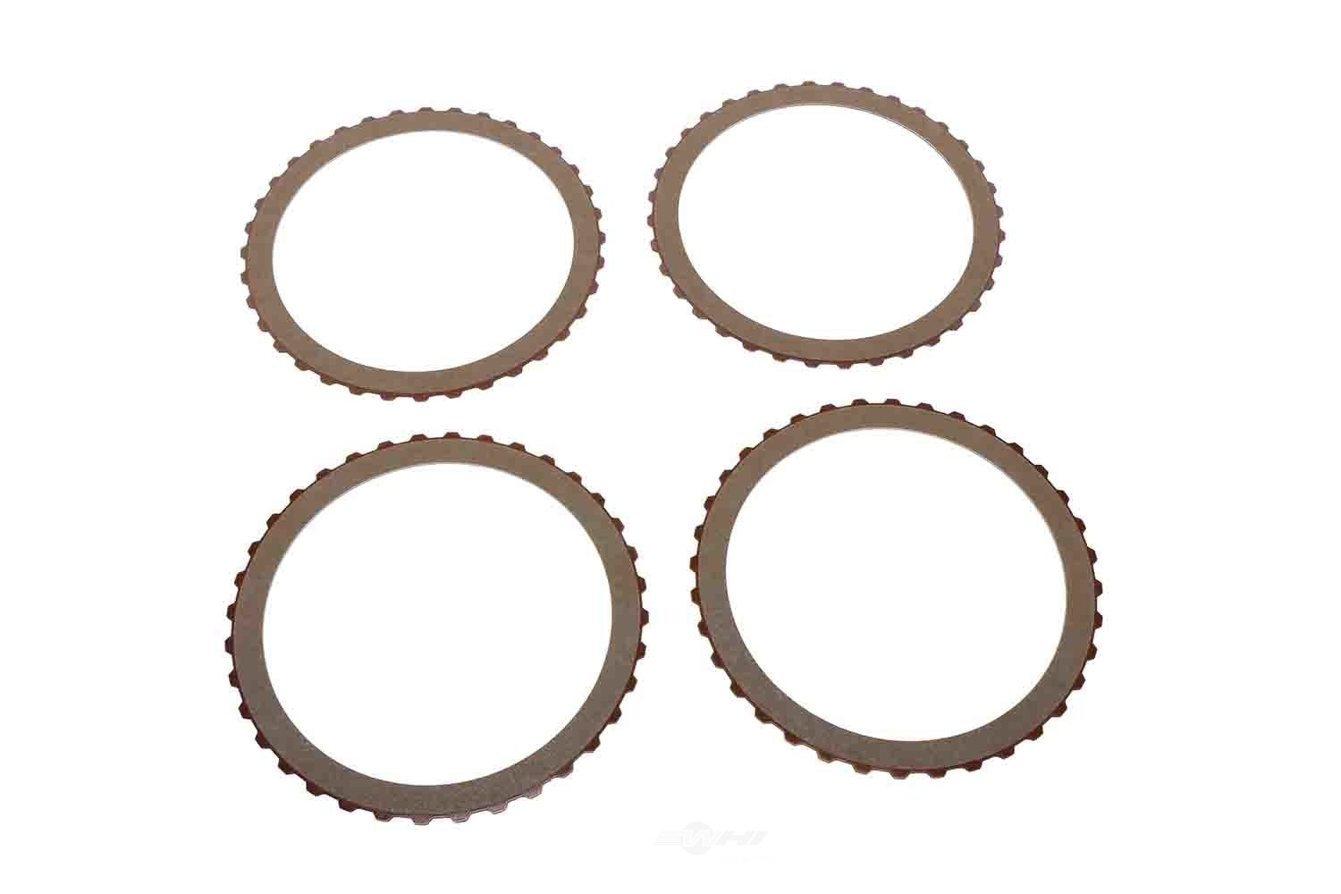 ACDELCO GM ORIGINAL EQUIPMENT - Transmission Clutch Friction Plate - DCB 24238954