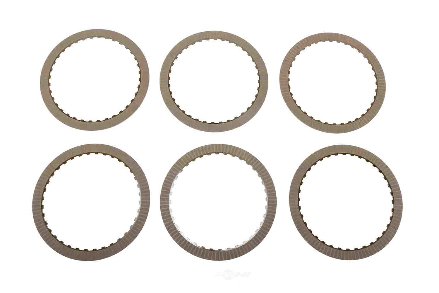 ACDELCO GM ORIGINAL EQUIPMENT - Transmission Clutch Friction Plate - DCB 24240221