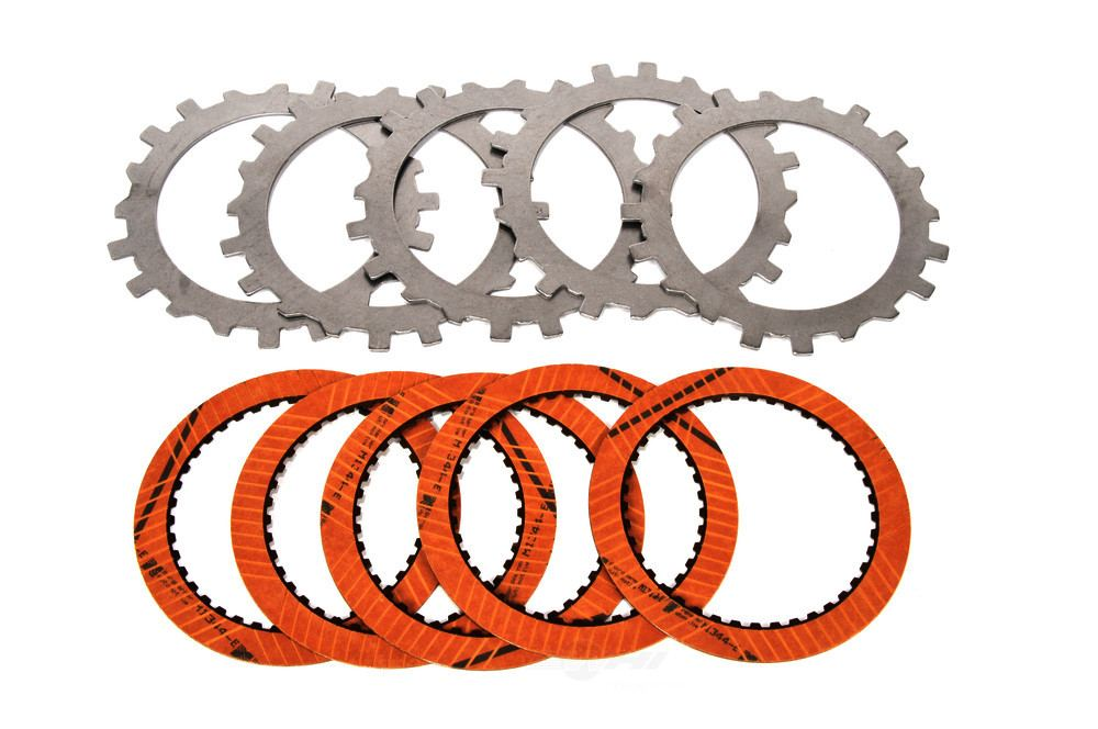 ACDELCO GM ORIGINAL EQUIPMENT - Automatic Transmission Clutch Plate Kit - DCB 24282753