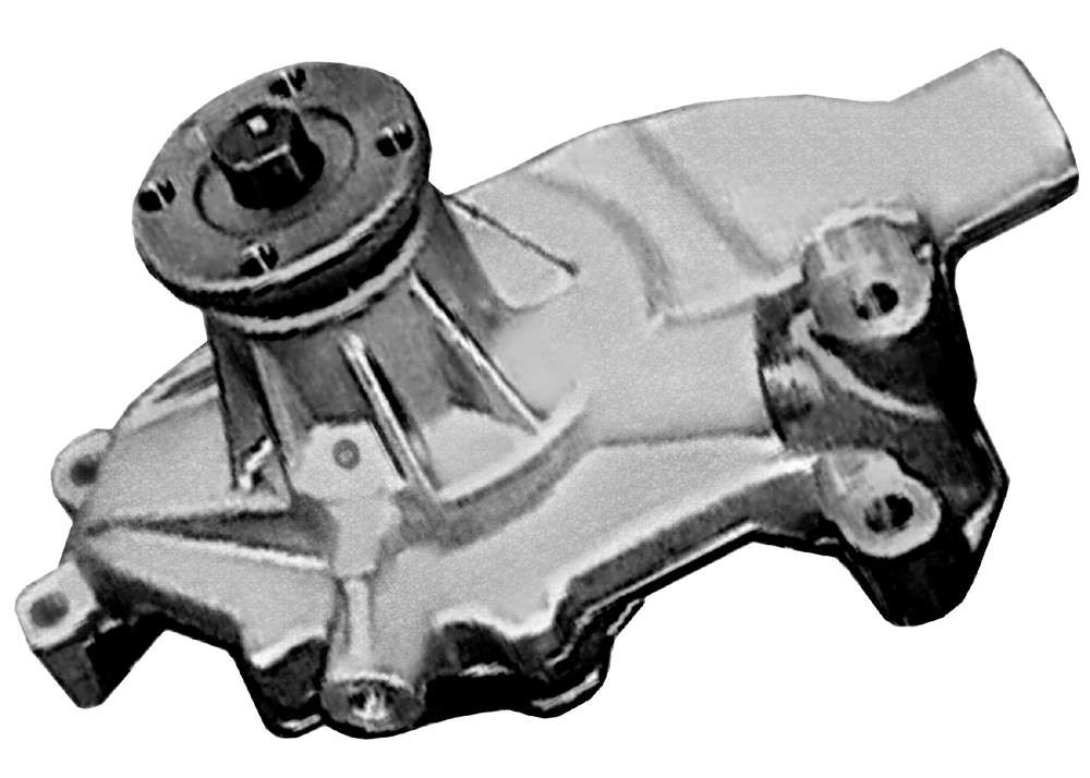 ACDELCO GM ORIGINAL EQUIPMENT - Engine Water Pump - DCB 251-500