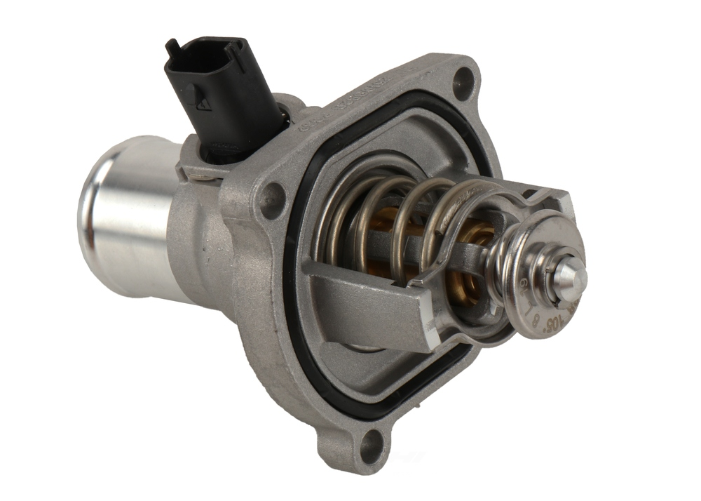 ACDELCO GM ORIGINAL EQUIPMENT - Engine Coolant Thermostat / Water Inlet Assembly - DCB 25199828