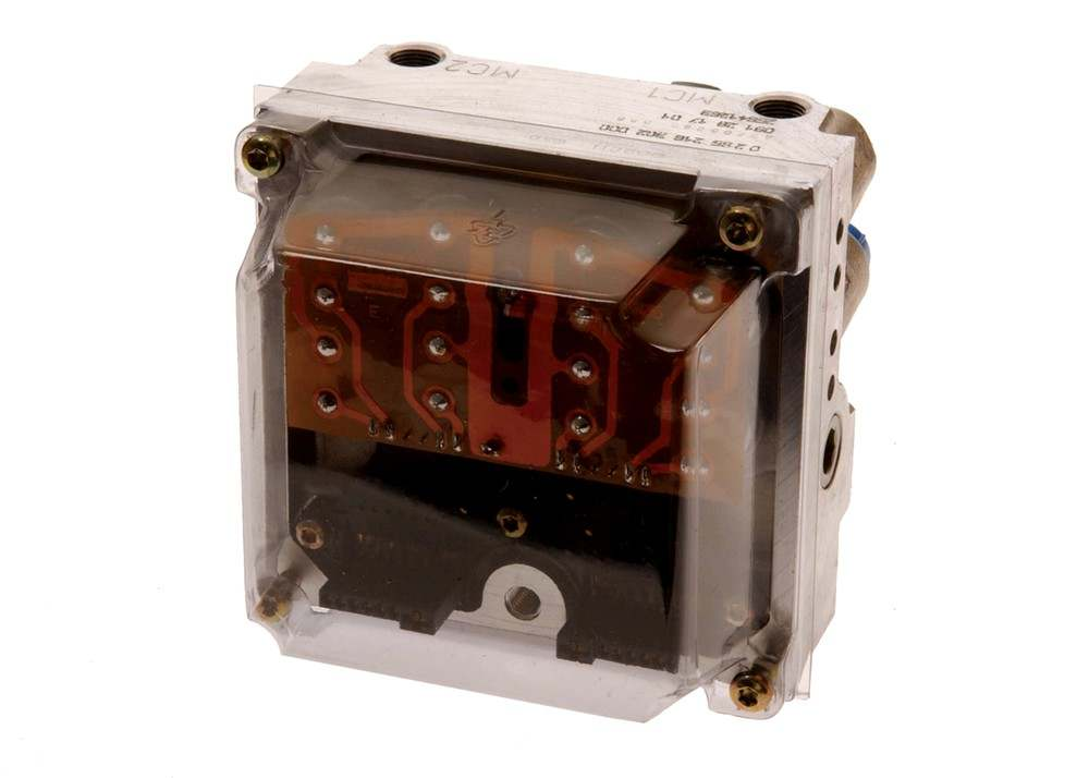 ACDELCO OE SERVICE - Brake Pressure Mod Valve - DCB 25641263
